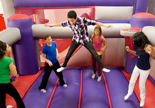 Fundraisers at BounceU