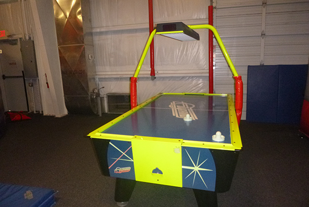 Murfreesboro Air Hockey