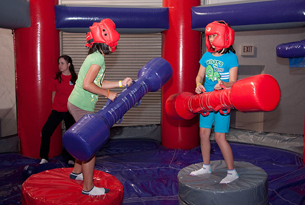 Rancho Cordova Indoor Bounce House Attractions and ...