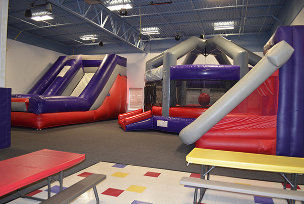 Kids Birthday Party Place Kids Birthday Party Bounceu