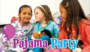 Make it a Pajama Party!