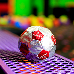 BounceU Soccer Ball
