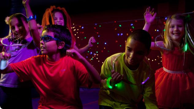 Cosmic Glow Party