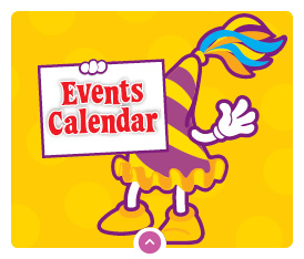 Check out our calendar of events!