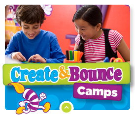 Create and Bounce Camp