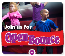 Join us for Open Bounce