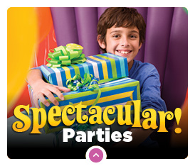 Host a Spectacular Party at BounceU