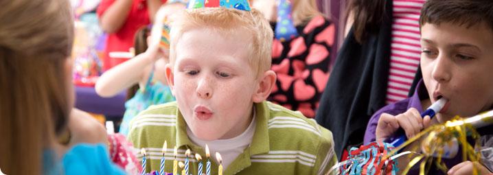 Birthday Parties at BounceU