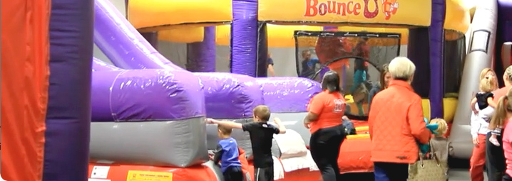 Attractions at BounceU