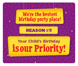 #1 Reason - Your child is our priority
