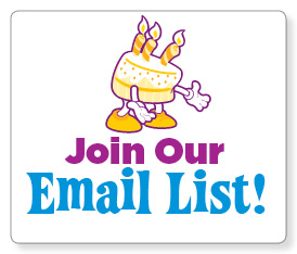 Sign up to receive email from BounceU!