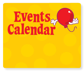 BounceU Events Calendar