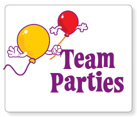 Host a Team Party at BounceU