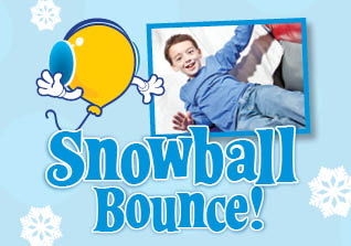 Snowball Bounce winter Open Bounce event