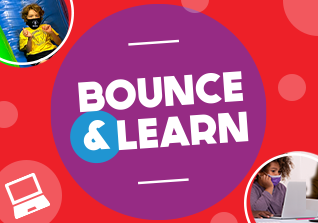 bounce and learn text