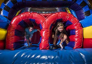 Bounce Into Fitness 1