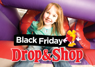 Black Friday Drop and Shop