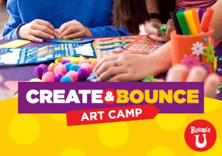 Create & Bounce Art