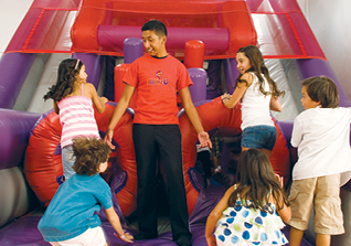 Field Trips at BounceU