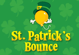 St. Patrick's Day Bounce