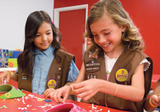 Earn a Scouts Patch at BounceU