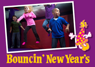 New Year's Eve Bounce