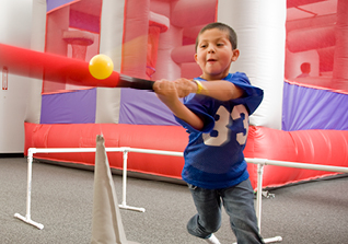 Celebrate your Team at BounceU