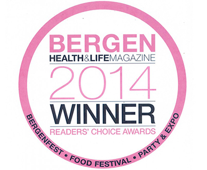 Paramus Award Bergen Health and Life 2014