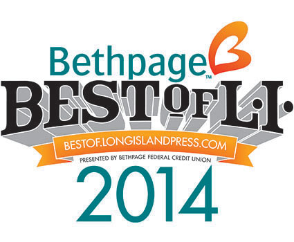 Farmingdale Best of Long Island 2014 award