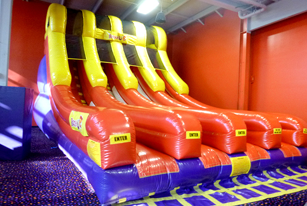 Omaha Indoor Bounce House Attractions And Pictures Bounceu