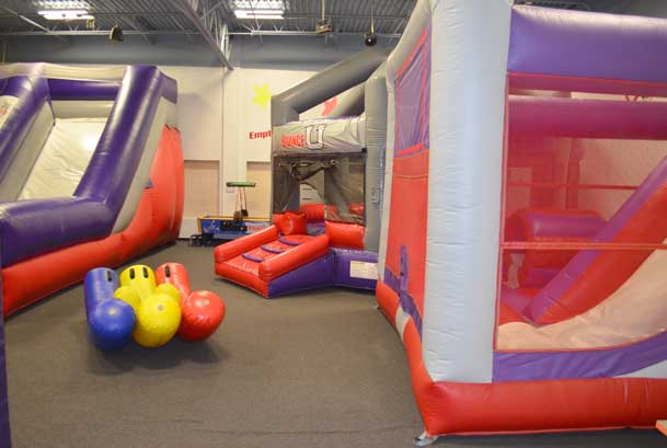 MO - St. Louis - First Bounce Room