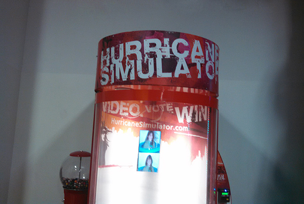Cherry Hill Hurricane Simulator