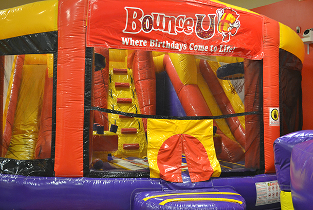 Paramus Indoor Bounce House Attractions And Pictures Bounceu