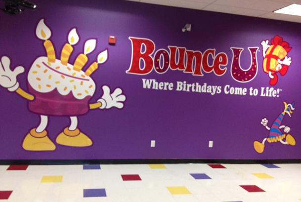 BounceU of Roseville