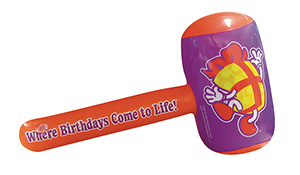 BounceU Mini Bopper Party Favor