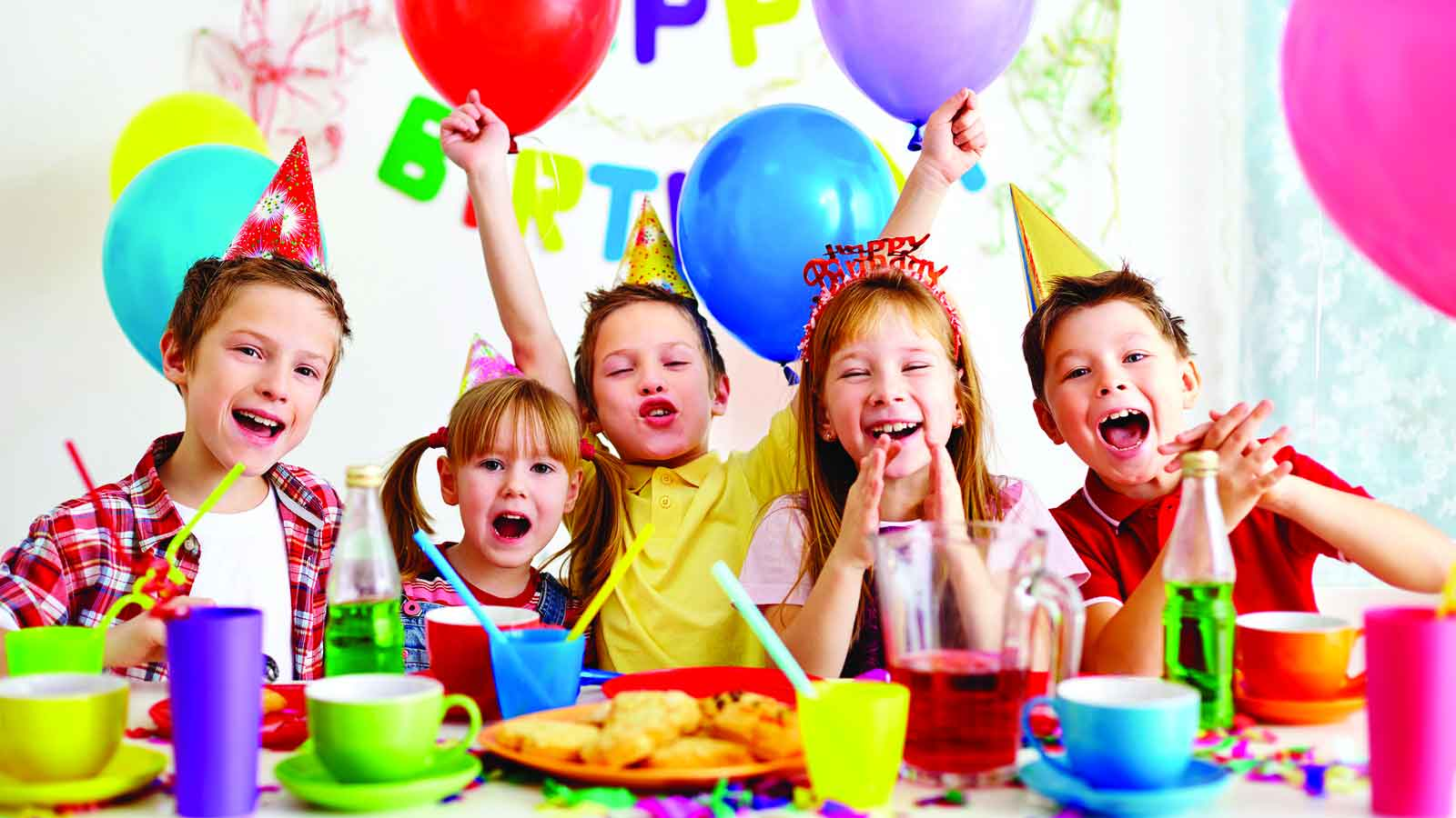 3 Simple Steps for Kids' Birthday Party Etiquette