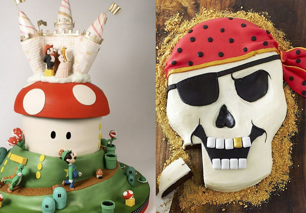9 Birthday Cakes That'll Blow Your Mind