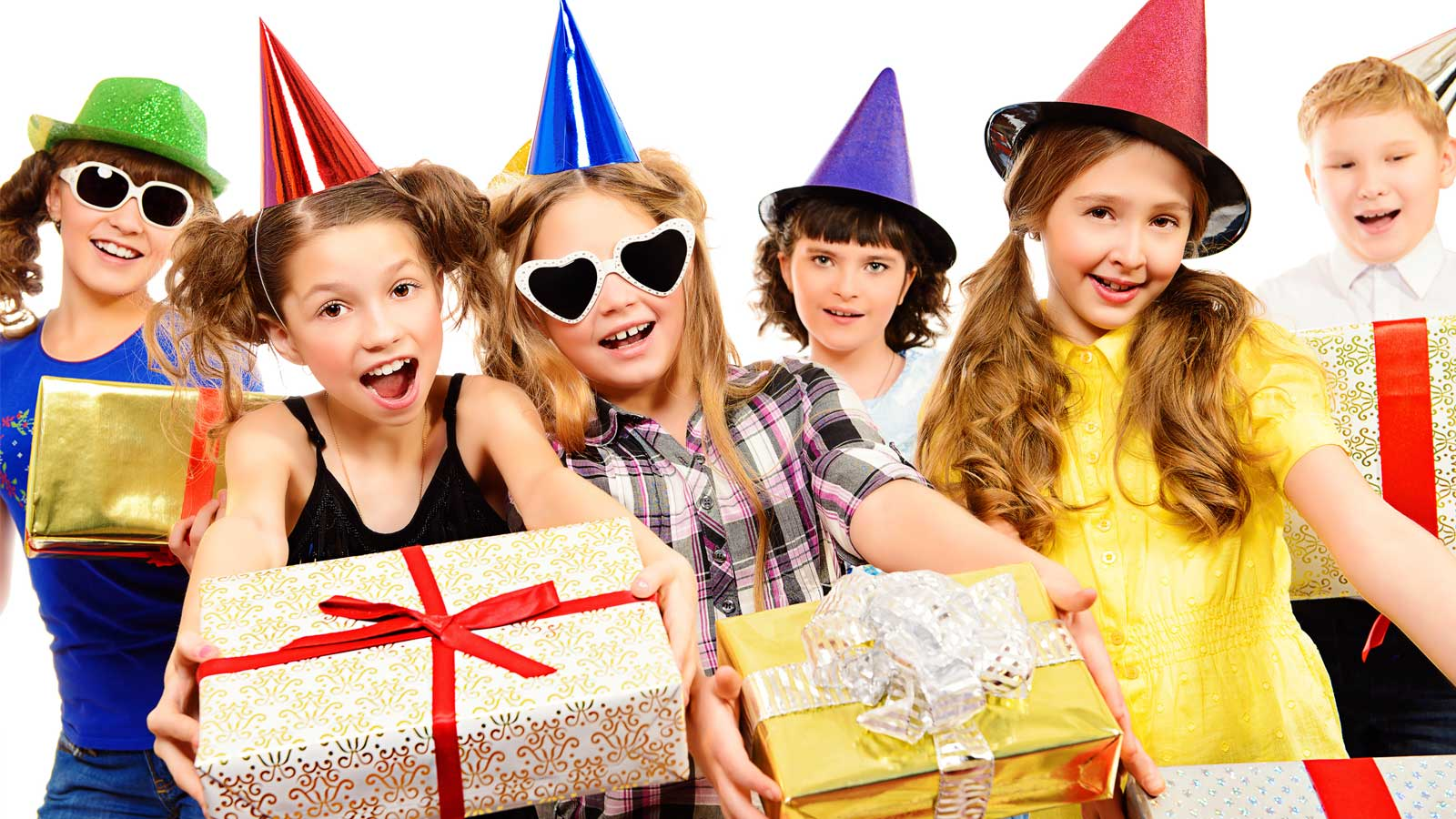 How to Buy the Right Kids Birthday Party Gift