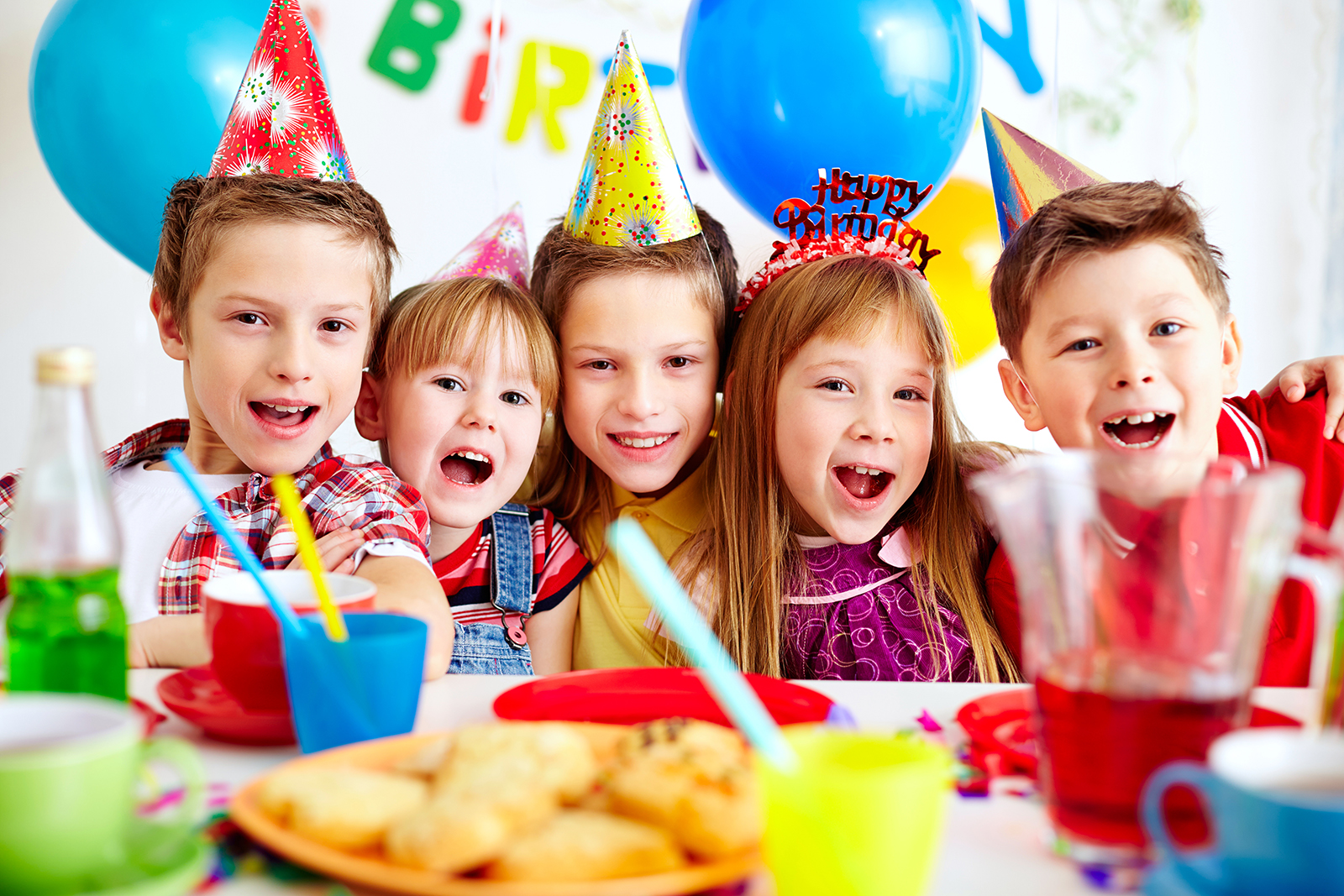The 5 Challenges to Throwing a Good Kid's Birthday Party