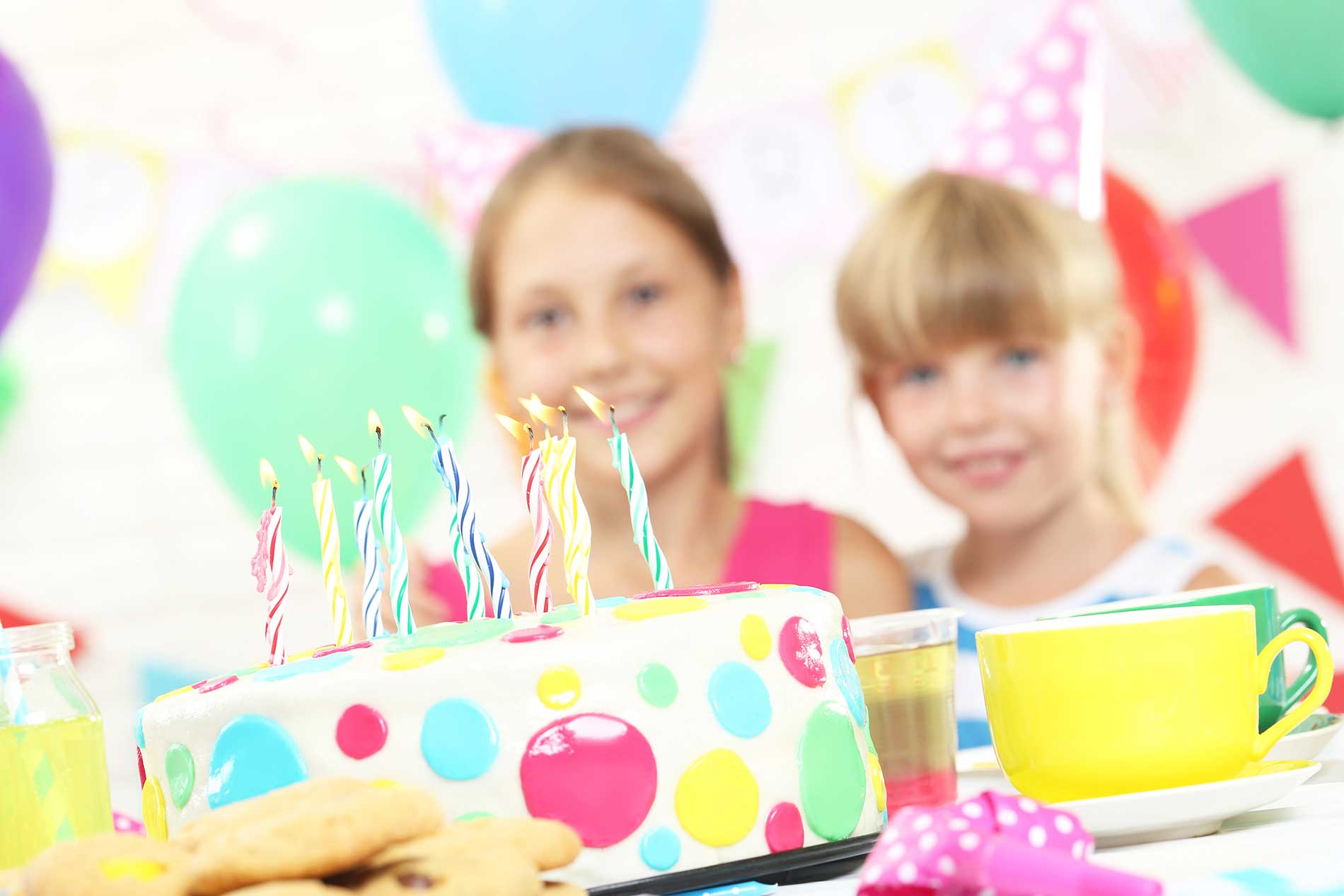 Etiquette of Dropping Your Kid Off at a Birthday Party