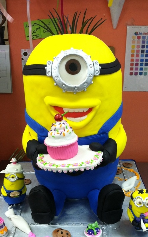 The Best Birthday Cakes in Clarksburg | BounceU