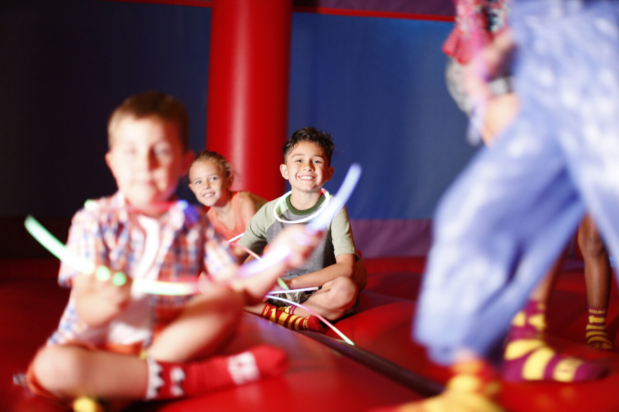 What to know Before Going to a Kids Party at a Jump Park