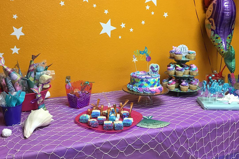 From mermaids to Aquaman, BounceU can help you have the best possible birthday party.