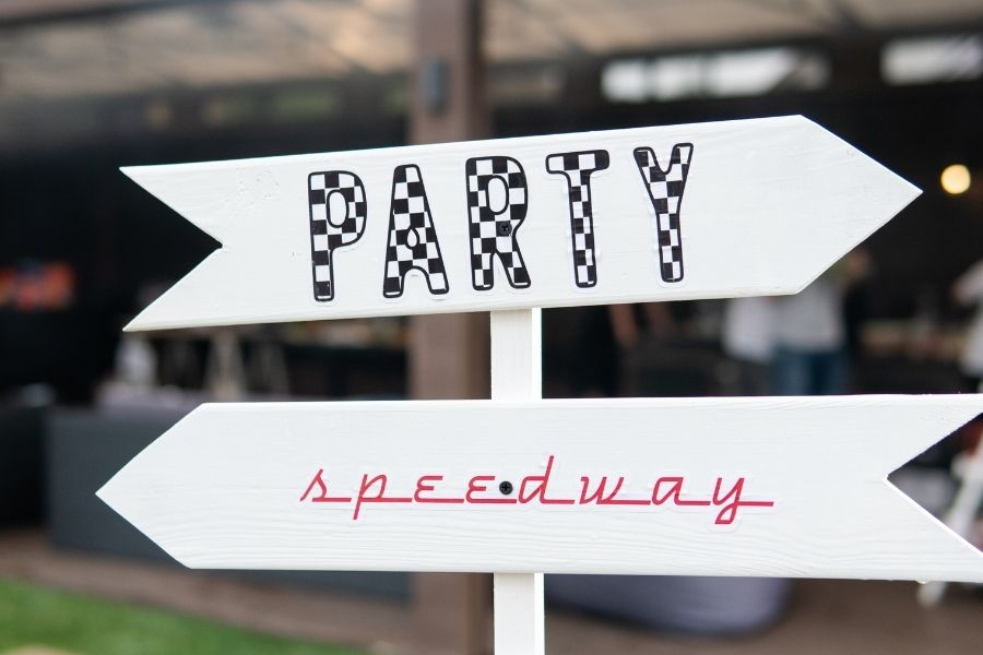 How to Plan a Race Car Themed Birthday Party